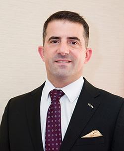 Chairman, Paul Clarke